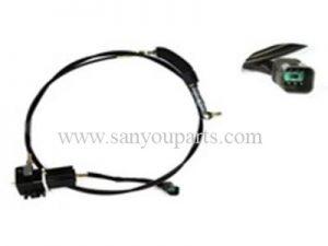 SY CA003 E307 MOTOR ASSY 方插 300x225 - E307 (square shape connector) MOTOR ASS'Y