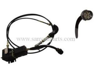 SY CA004 E307 MOTOR ASSY Round plug 300x224 - E307 (round shape connector) MOTOR ASS'Y