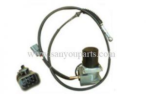 SY DA001 DH220 5 MOTOR ASSY ROUND 300x225 - DH220-5 (round)MOTOR ASS'Y
