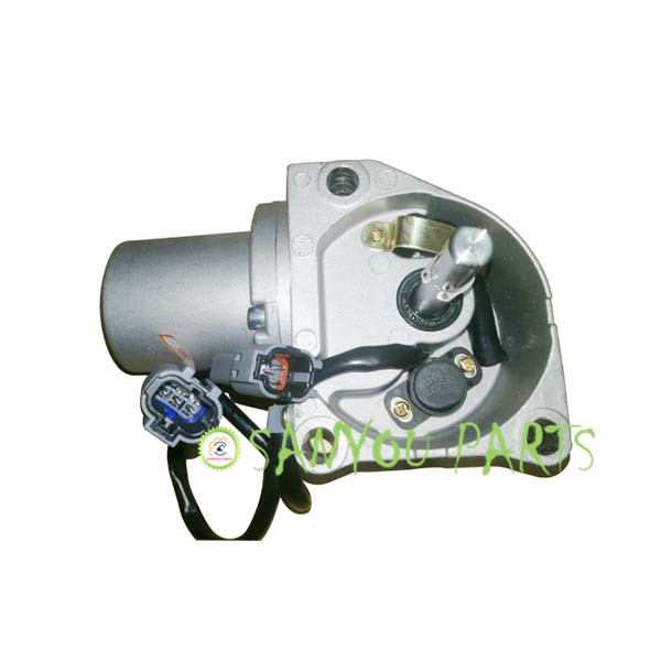 EX200-5 THROTTLE MOTOR EX200-6 THROTTLE MOTOR ZAX200 THROTTLE MOTOR ZAX220 THROTTLE MOTOR ZAX230 THROTTLE MOTOR ZAX240 THROTTLE MOTOR ZAX330 THROTTLE MOTOR 6BG1 4614911 4360509 Throttle Motor