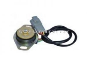 SY KA010 PC200 6 7861 93 4130 油门马达定位器 300x225 - PC200-6 7861-93-4130Throttle Motor Positioner Angle Sensor