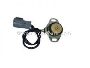 SY KA009 PC200 5 油门马达定位器 300x225 - PC200-57861-92-4130Throttle Motor Positioner Angle Sensor