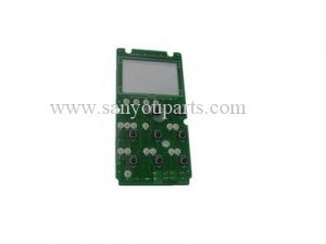 SY KC018 PC200 5 上板 300x225 - PC200-5 circuit board Up