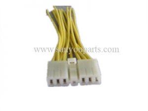SY KE007 PC200 6 computer board plug 300x225 - PC200-6 Computer board Plug