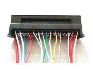 SY KE012 PC200 6 保险盒插头 300x225 - PC200-6  Fus box plug