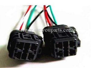 SY KE016 motor assy plug 4 line 300x225 - PC200-6 Trottle Motor plug(4 Line)