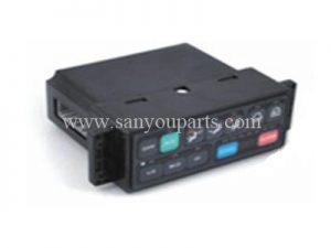 SY CC009 E320C AIR CONDITIONER CONTROL PANEL 300x225 - E320C  AIR CONDITIONER CONTROL PANEL