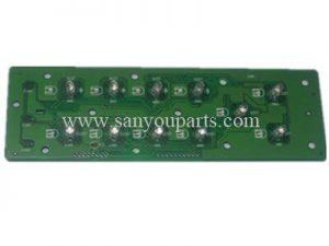SY GD005 SK200 3 CONTROL PLATE LAMP BOARD 300x225 - SK200-3 CONTROL PLATE LAMP BOARD