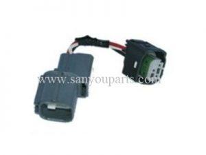 SY GE011 SK YT13E01082P1 CONNECTOR 300x225 - SK200-6E  change to SK200-6 ADAPTOR PLUG