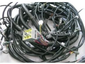 SY GE018 SK200 6 EXTERNAL WIRING HARNESS 1 300x225 - SK-6 HYD PUMP HARNESS