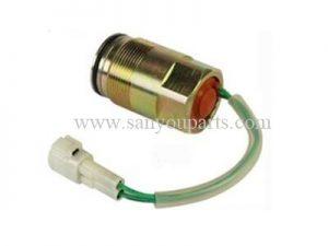 SY GF006 K3V112 SK200 6 MC609 7421120 SOLENOID VALVE 300x225 - K3V112 SK200-6 (white plug ) MC609-7421120 SOLENOID VALVE