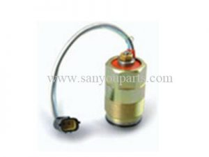 SY GF007 K3V112 SK200 6 SOLENOID VALVE 300x225 - K3V112 SK200-6 (black plug ) SOLENOID VALVE