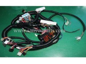 SY HF006 EX200 3 0001835 0001836 Internal Wiring Harness 300x225 - EX200-3 0001835 0001836  Internal Wiring Harness