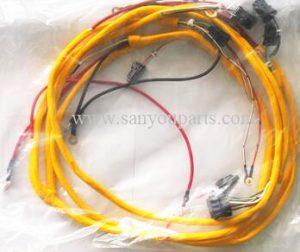 SY KF003 PC300 6 发动机线束 300x252 - PC300-6 ENGINE HARNESS
