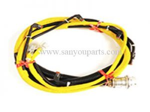 SY KF022 PC400 7 6156 81 9211 发电机喷油器线束 300x225 - PC400-7  6156-81-9211 ENGINE HARNESS/ WIRING (1/2) POWER TRAIN HARNESS
