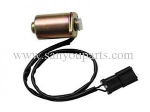 SY KG027 PC200 6 6D102 旋转电磁阀 300x225 - PC200-6 6D102 206-60-51130/51131/51132 SOLENOID VALVE