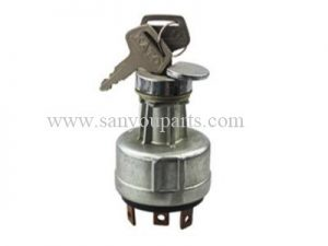 SY TE001 HD700 5 HD 700 7 HD800 IGNITION SWITCH 300x225 - HD700-5 HD700-7 HD800 Ignition Switch