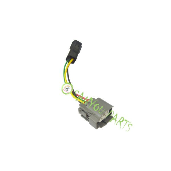 SK200-6 Accelerator Motor Plug SK200-6 SK200-6E Motor Assy PLUG (3lines)