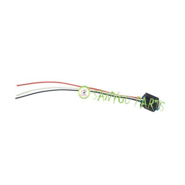 SY-GE014 SK200-6E 12P1 LS52S000119P1 High Pressure Sensor Plug,SK200-6E Sensor Connector