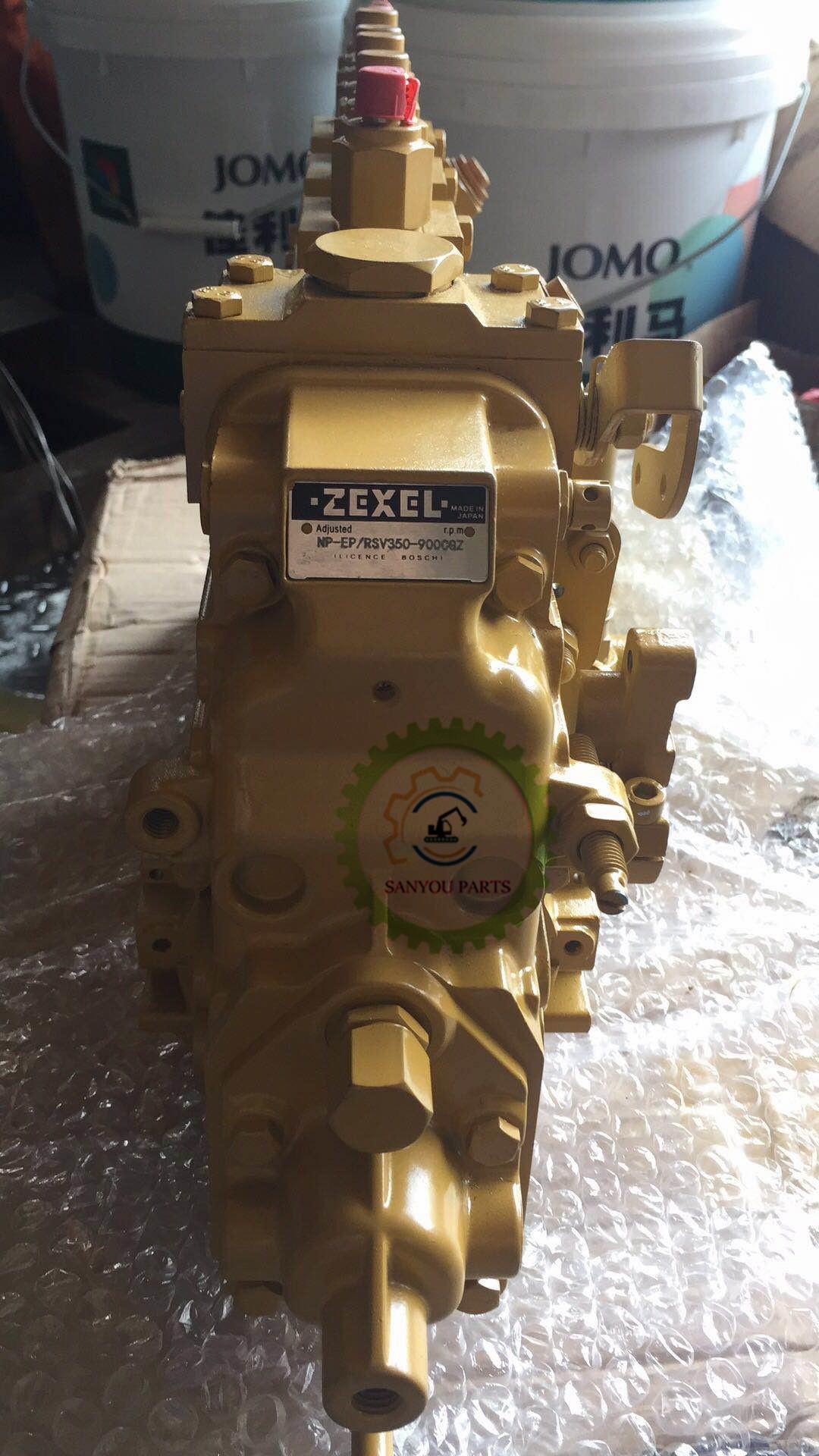 E320C PUMP 4 副本 - E320C Diesel Pump