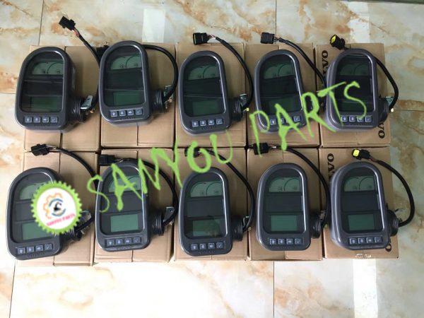 ec210b monitor gauge