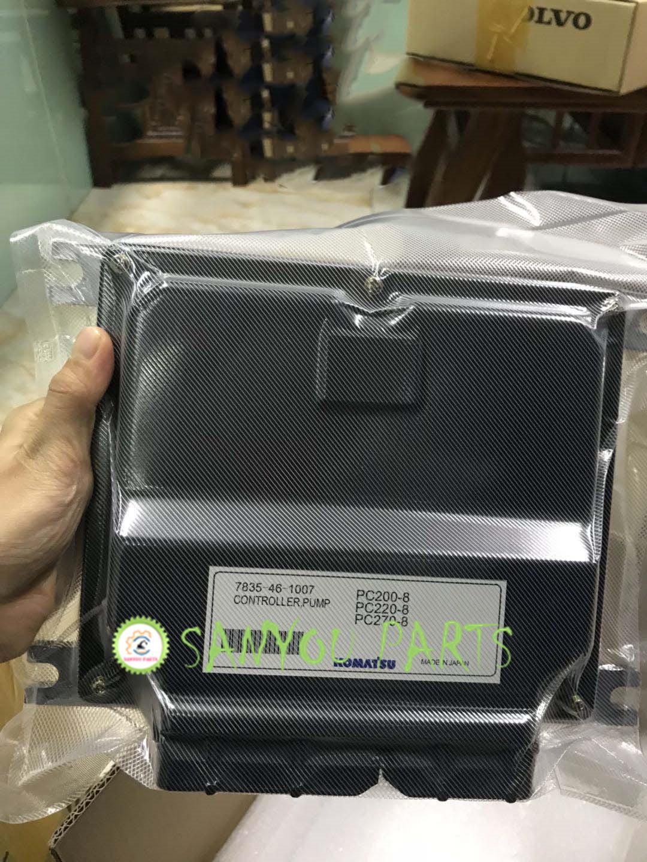 20180117142748 - PC200-8 Controller 7835-46-1007 PC200-8 Computer Board