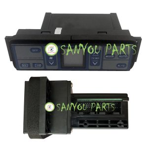 SANY Accelerator Motor, SANY Throttle Motor, AC2/2000 Throttle Motor,SANY A/C Control Panel