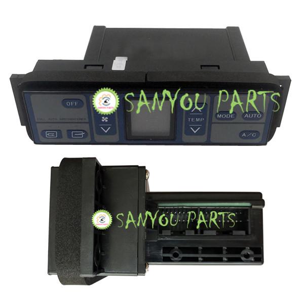 sany ac control panel 副本 - SANY A/C Control Panel SANY Air Condition Control Panel