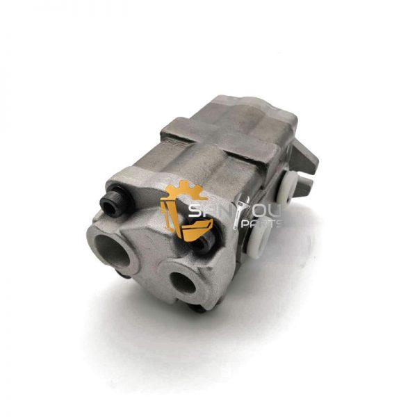 E325C Gear Pump Fan Motor For Caterpillar 325C Excavator