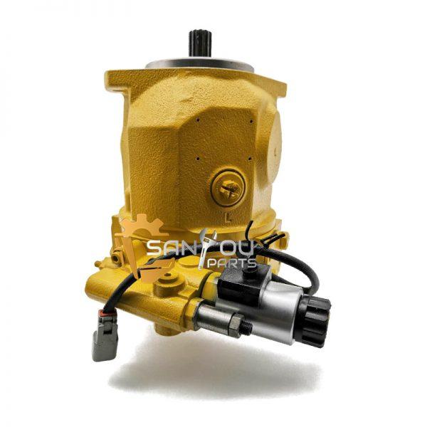 E336D Gear Pump 259-0815 For Caterpillar 336D Excavator