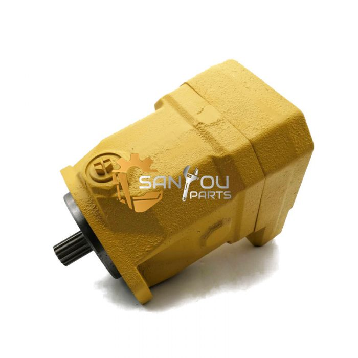 CAT345 风扇马达4 e1592388515539 - E345 Gear Pump Fan Motor For Caterpillar CAT345
