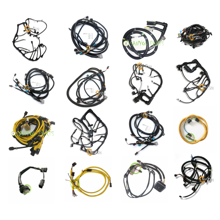 WIRING HARNESS FOR EXCAVATOR - Home