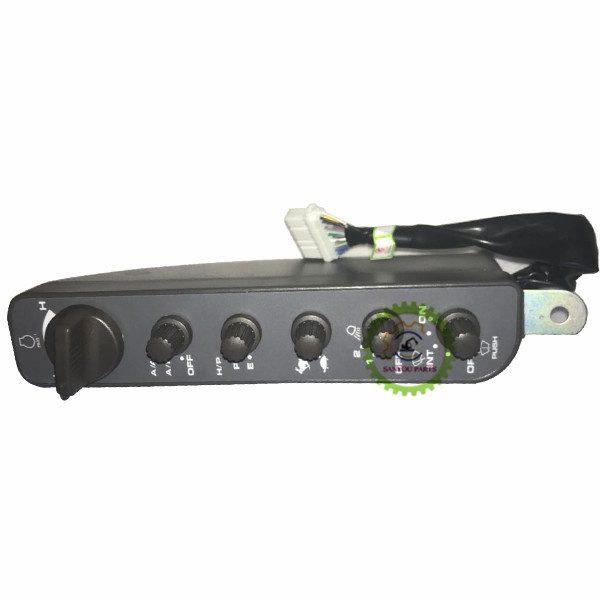 ZAX200-1 Control Console 4454518 ZAX330-1 Switch Box ZAX230-1 Switch Panel