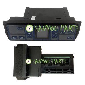 SANY Accelerator Motor, SANY Throttle Motor, AC2/2000 Throttle Motor,SANY A/C Control Panel