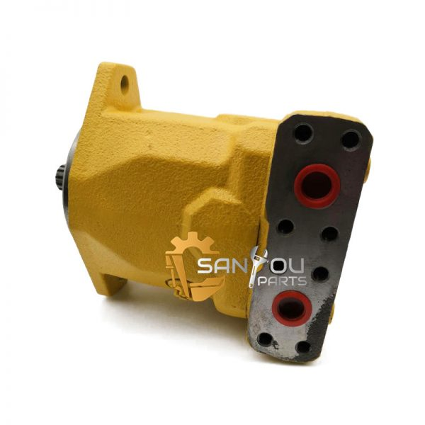 E336D Fan Motor 234-4638 For Caterpillar 336D Excavator